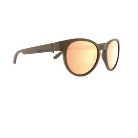 Red Bull SPECT Wing4 Gafas de Sol, matte beige-brown-rose